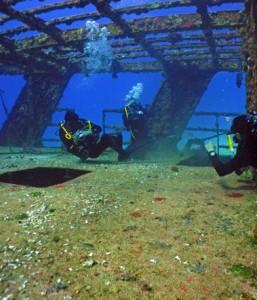 Cancun Wreck Dive